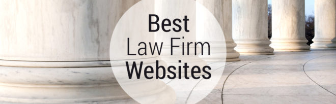 Best Law Firm Websites Graphic