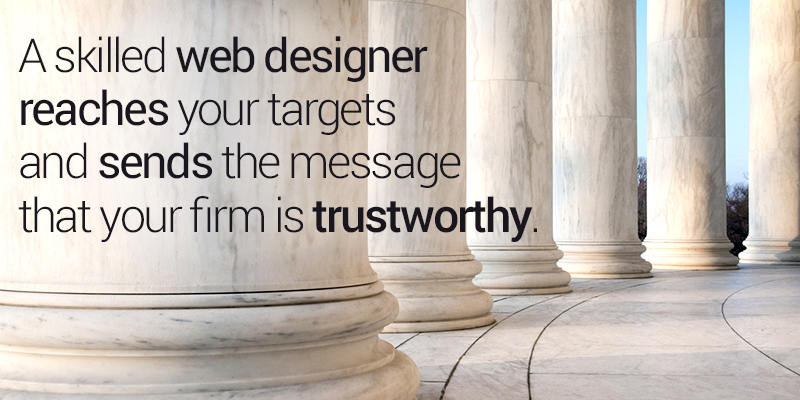 best law firm websites quote graphic