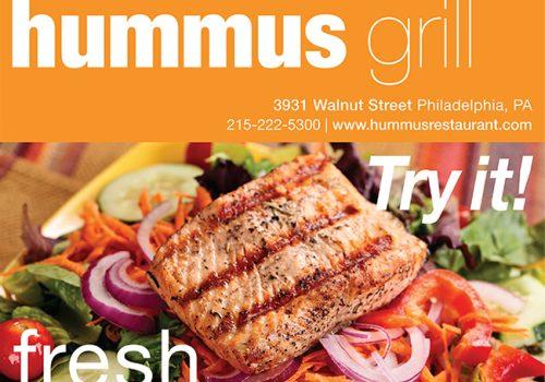 Restaurant Ad Graphics