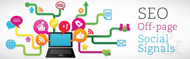Seo Off Page Social Signals