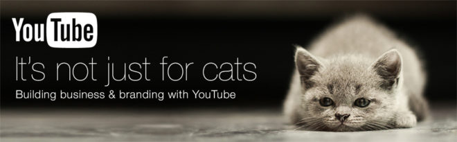 Youtube Business Branding Graphic