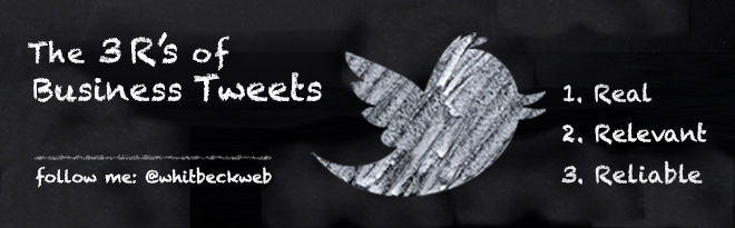 Business Twitter Tips